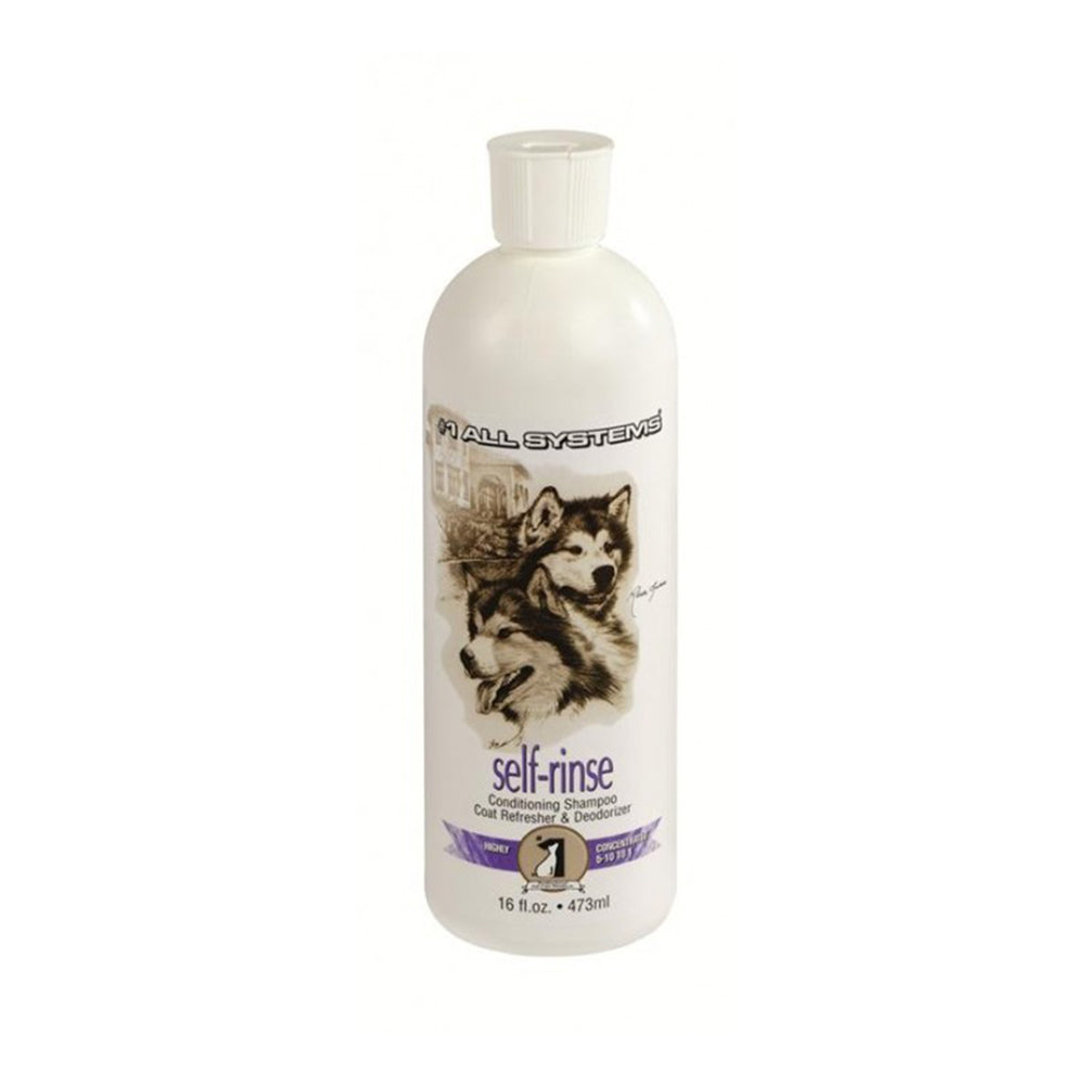 Self-Rinse Conditioning Shampoo