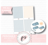 Mini Weather Icon Digital Printable Planner Stickers - Plannerologystudio