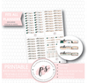 Washi Haul Headers Digital Printable Planner Stickers
