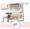 Christmas at Whoville (The Grinch) December 2019 Monthly View Kit Digital Printable Planner Stickers (for use with Erin Condren) - Plannerologystudio