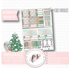 Magic Christmas December 2019 Monthly View Kit Digital Printable Planner Stickers (for use with Erin Condren) - Plannerologystudio