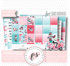 Oh Jolly (Christmas) Full Weekly Kit Printable Planner Digital Stickers (for use with Erin Condren Vertical) - Plannerologystudio