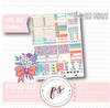 Spring Garden April 2020 Easter Monthly View Kit Digital Printable Planner Stickers (for use with Erin Condren) - Plannerologystudio