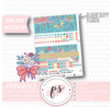 Spring Garden April 2020 Easter Monthly View Kit Digital Printable Planner Stickers (for use with Classic Happy Planner) - Plannerologystudio