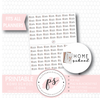 Home School Icons Digital Printable Planner Stickers - Plannerologystudio