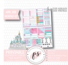 Tea Party May 2020 Monthly View Kit Digital Printable Planner Stickers (for use with Classic Happy Planner) - Plannerologystudio