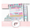Tea Party April 2020 Easter Monthly View Kit Digital Printable Planner Stickers (for use with Erin Condren) - Plannerologystudio