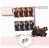 H Express Christmas (Harry Potter) Christmas December 2018 Monthly View Kit Digital Printable Planner Stickers (for use with Erin Condren) - Plannerologystudio