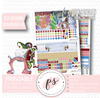Christmas at Whoville (Grinch) December 2018 Monthly View Kit Digital Printable Planner Stickers (for use with Erin Condren) (Monday Start) - Plannerologystudio