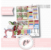Christmas at Whoville (Grinch) December 2018 Monthly View Kit Digital Printable Planner Stickers (for use with Whistle & Birch Planner) - Plannerologystudio