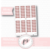 Christmas Headers Digital Printable Planner Stickers - Plannerologystudio