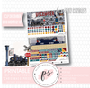 Christmas Express (The Polar Express) December 2018 Monthly View Kit Digital Printable Planner Stickers (for use with Erin Condren) - Plannerologystudio