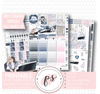 Heart Goes On (Titanic) Full Weekly Kit Printable Planner Stickers (for use with Erin Condren Vertical) - Plannerologystudio
