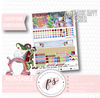 Christmas at Whoville (Grinch) December 2019 Monthly View Kit Digital Printable Planner Stickers (for use with Classic Happy Planner) - Plannerologystudio