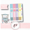 Sugar & Spice Full Weekly Kit Printable Planner Stickers (for use with Erin Condren Vertical)