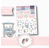 Sugar & Spice Full Weekly Kit Printable Planner Stickers (for use with Erin Condren Vertical) - Plannerologystudio