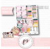 Stay in Love Valentine's Day February 2019 Monthly View Kit Digital Printable Planner Stickers (for use with Carrie Elle Planner) - Plannerologystudio