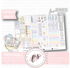 Soar (Dumbo) Weekly Kit Printable Digital Planner Stickers (for use with Hobonichi Weeks)