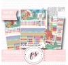 Under the Sea May 2019 Monthly View Kit Digital Printable Planner Stickers (for use with Classic Happy Planner)