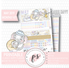 Soar (Dumbo Inspired) May 2019 Monthly View Kit Digital Printable Planner Stickers (for use with Classic Happy Planner)