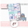 Mer-May May 2019 Monthly View Kit Digital Printable Planner Stickers (for use with Erin Condren)