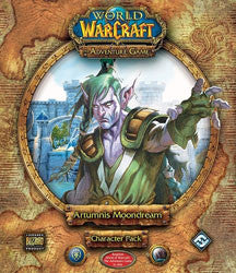 World of Warcraft - Artumnis Moondream Character Pack ENG