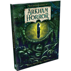 Arkham Novels: The Investigators of Arkham Horror - ENG