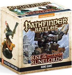 Pathfinder Battles - Rise of the Runelords - Rune Giant