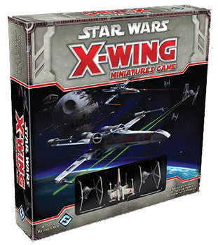 Star Wars X-Wing - Gioco di Miniature