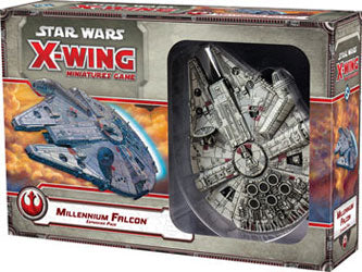 Star Wars X-Wing - Millennium Falcon