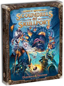 Lords of Waterdeep Expansion - Scoundrels of Skullport ENG
