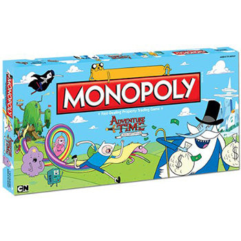 Monopoly - Adventure Time Collector's Edition