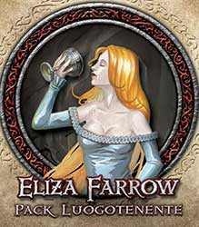 Descent Mini - Luogotenenti - Eliza Farrow