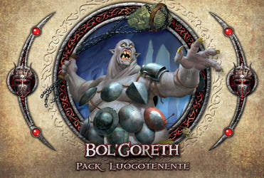 Descent Mini - Luogotenenti - Bol'Goreth