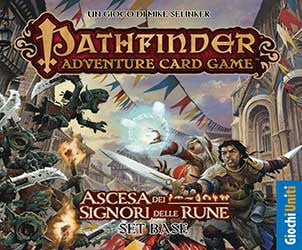 Pathfinder Adventure Card Game - Ascesa dei Signori delle Rune