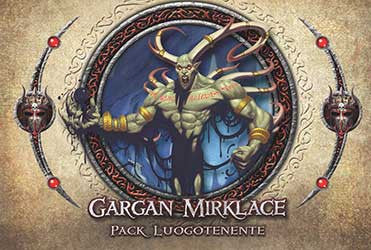 Descent Mini - Luogotenenti - Gargan Mirklace