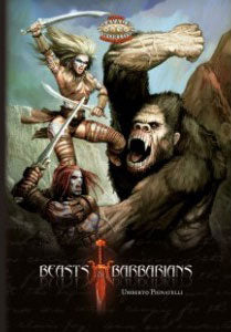 Savage Worlds - Beasts & Barbarians