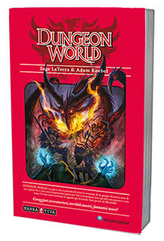 Dungeon World - Seconda Edizione
