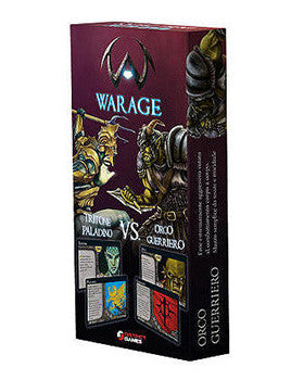 Warage - Duel Decks - Umano Ombra vs. Angelo Mago