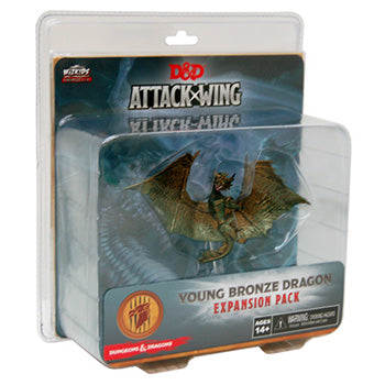 D&D Attack Wing Wave 5 - Young Bronze Dragon