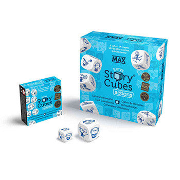 Story Cubes Action MAX - Italiano
