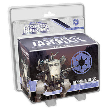 Star Wars - Assalto Imperiale - Generale Weiss