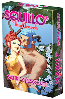 Squillo Time Travels - Satiri e Baccanti