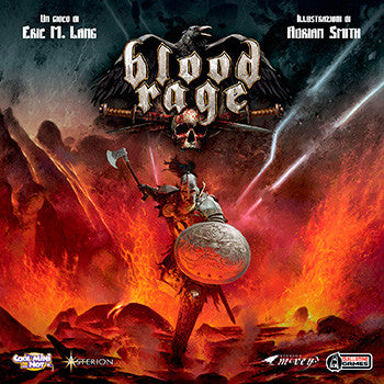 Blood Rage - Italiano