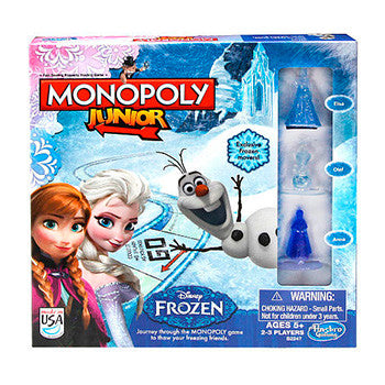 Monopoly - Junior Frozen ITA