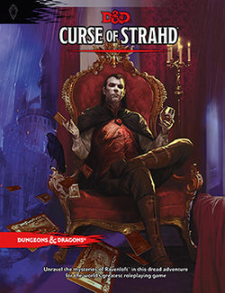 D&D 5th Edition - Curse of Strahd