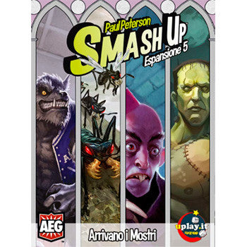 Smash Up - Arrivano i Mostri