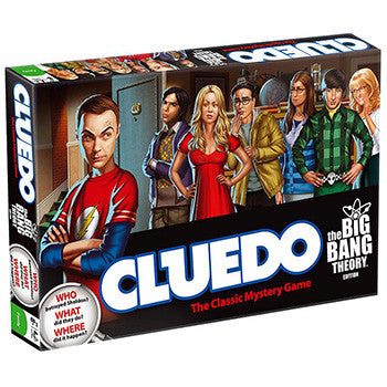 Cluedo - Big Bang Theory ENG