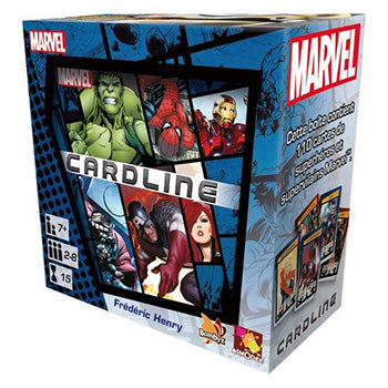 Cardline Marvel - Italiano