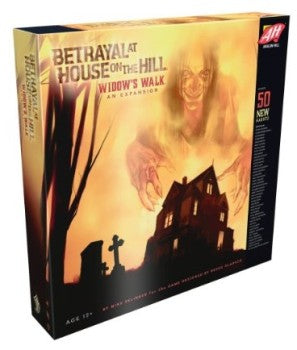 Betrayal at House on the Hill - Widow's Walk ENG